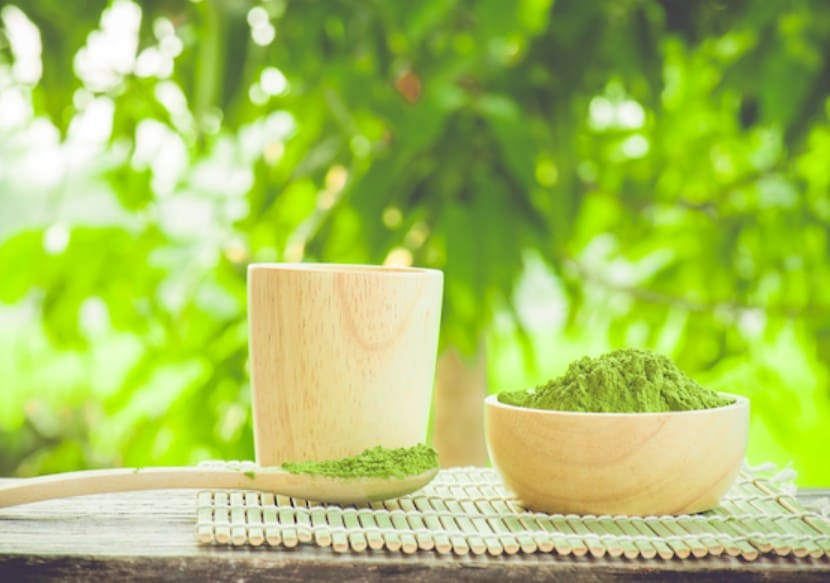 Cách làm bột trà xanh từ lá trà xanh