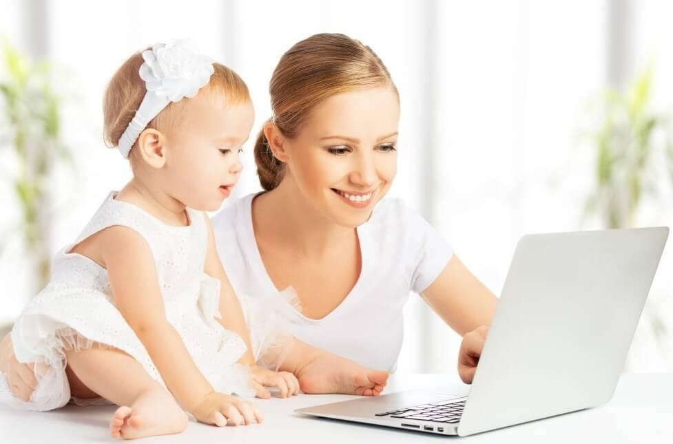 Cần tìm việc làm thêm tại nhà cho mẹ bỉm sữa